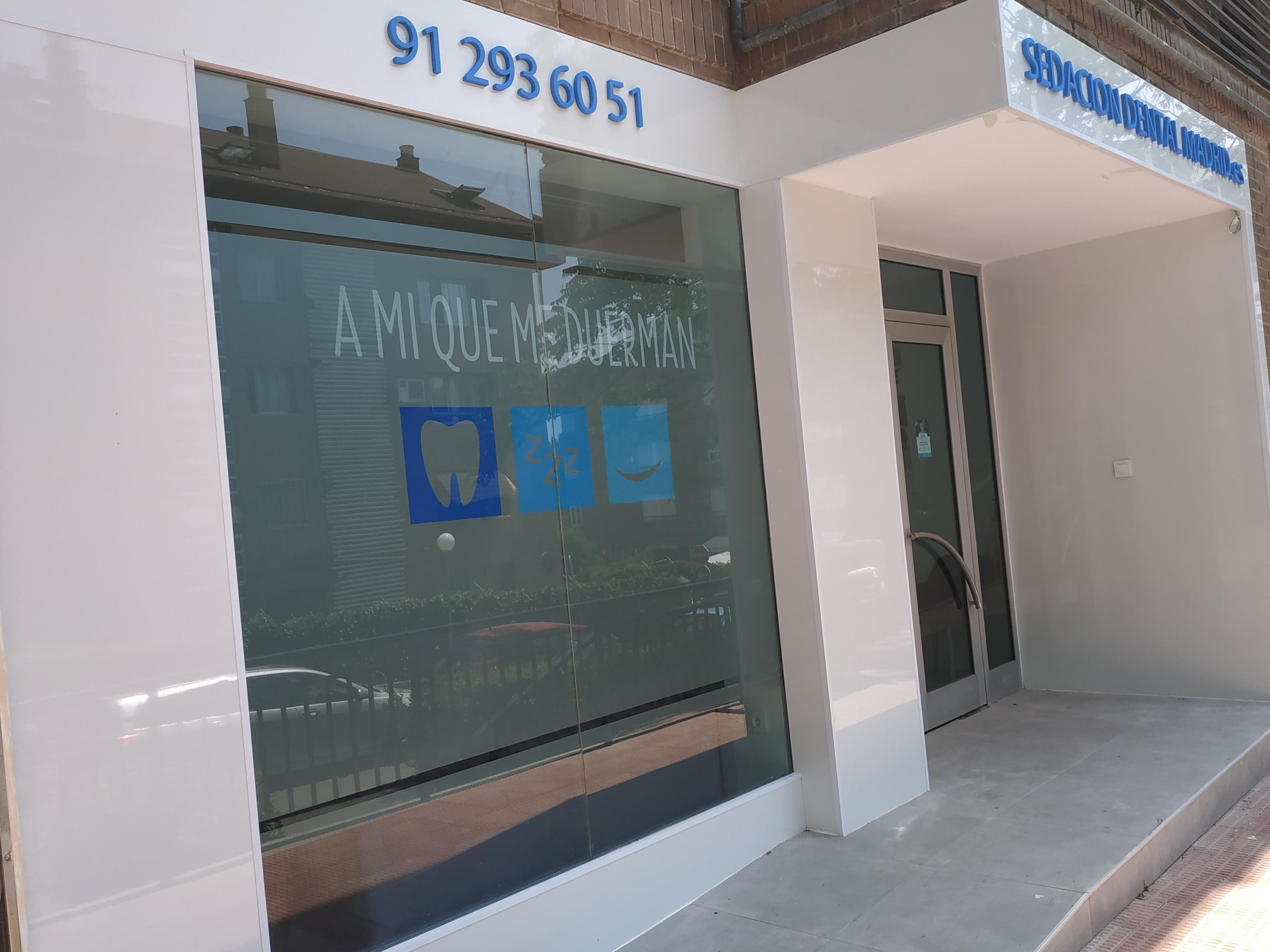 Contacto - Sedacion dental Madrid