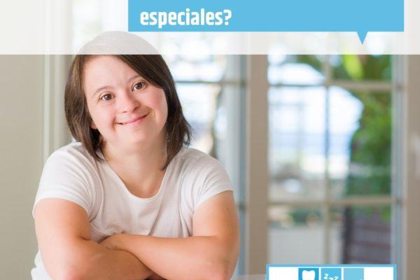 ¿Es posible tratar a una persona con Síndrome de Down, Autismo o algún tipo de d...