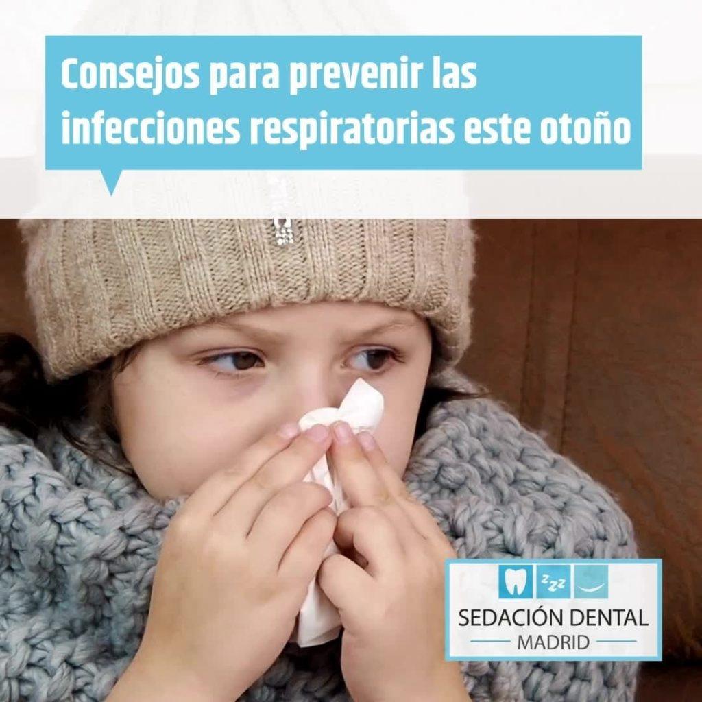 Consejos para prevenir las infecciones respiratorias este otoño   El otoño es ...