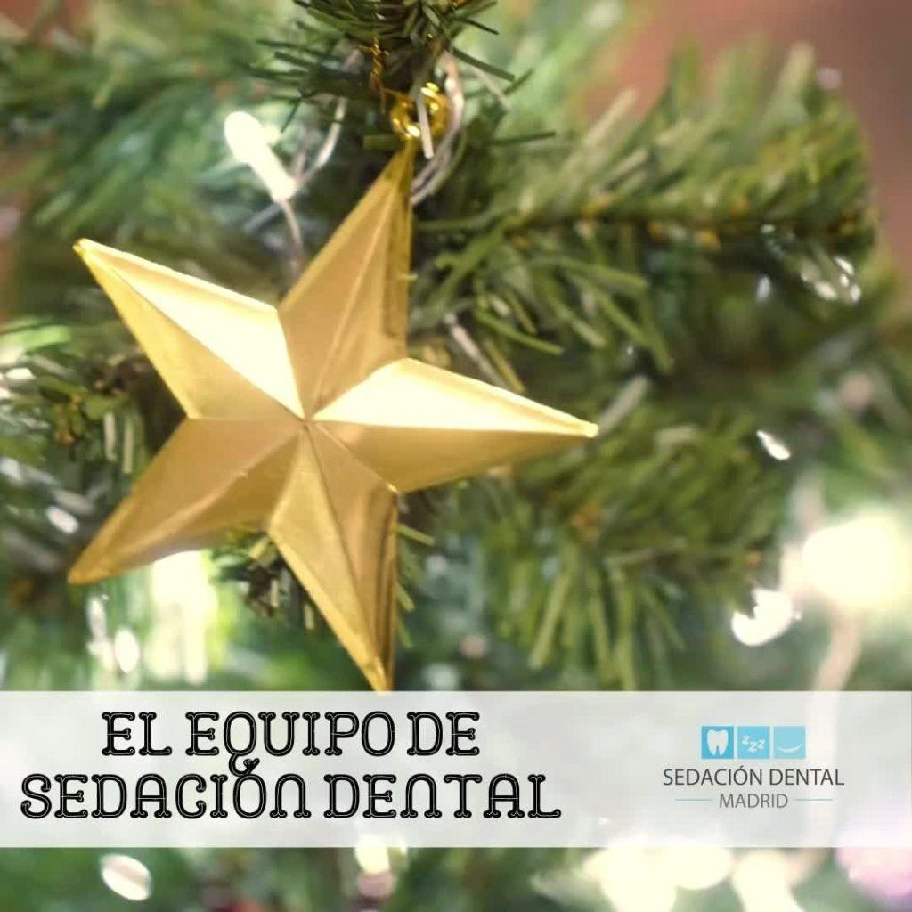 ¡FELIZ NAVIDAD!   El equipo de Sedación Dental Madrid os desea una Feliz Navidad...